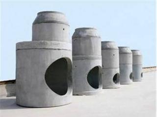整qi排列的混凝土检查井