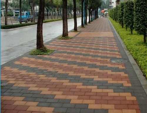 huan保彩砖的施gong流程