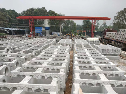 广zhou河道生态kuang生产基地
